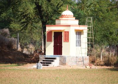 Ikaki Bagh Temple